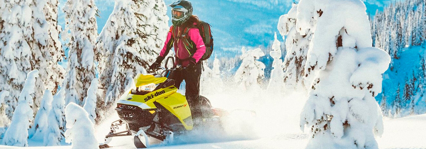 SKI-DOO - 2020 Summit X
