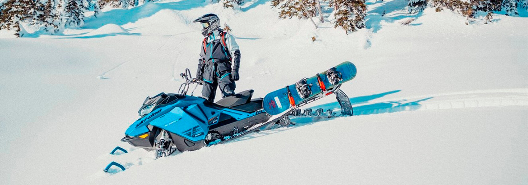 SKI-DOO - 2020 Summit X with Expert package