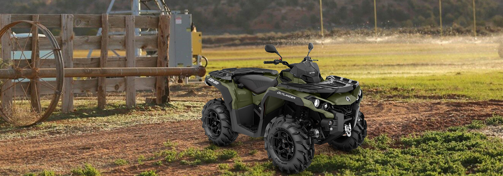 Can-Am ATV - 2020 OUTLANDER PRO+ 570 T