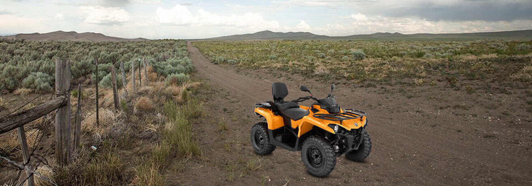 Can-Am ATV - 2020 OUTLANDER MAX DPS 450 / 570 T