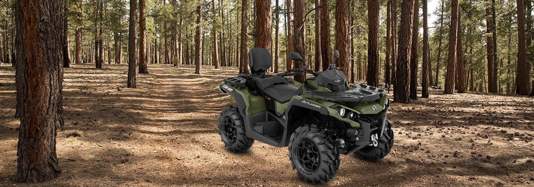 Can-Am ATV - 2020 OUTLANDER MAX PRO + 570 T
