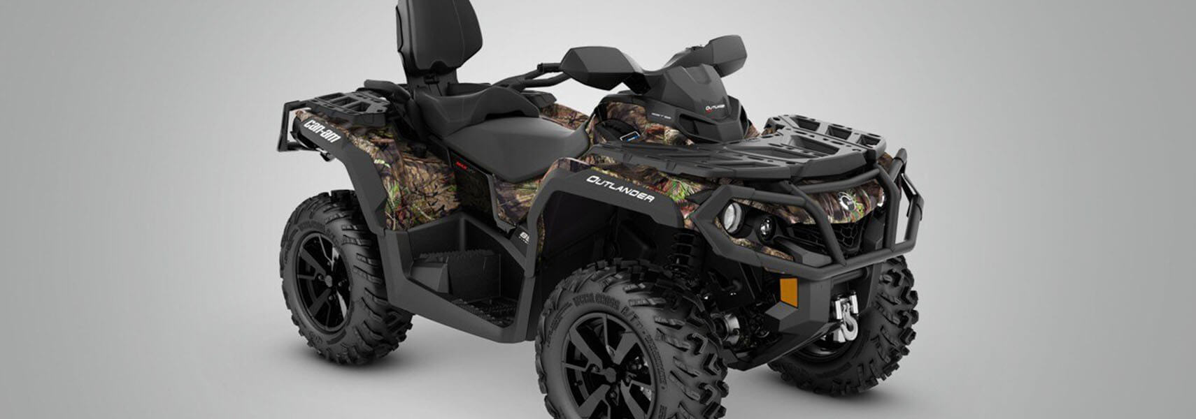 Can-Am ATV - 2020 OUTLANDER MAX XT 650 T