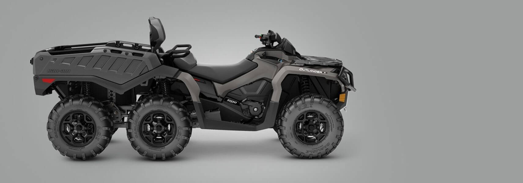 Can-Am ATV - 2020 OUTLANDER 6X6 PRO+ SIDEWALL / FARMER 650/1000 T