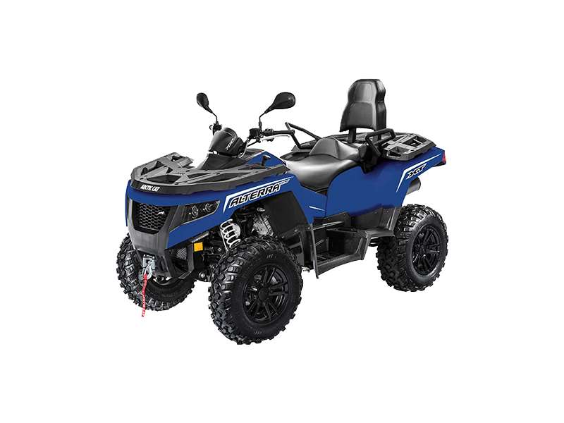 ALTERRA 700 TRV XT BLUE