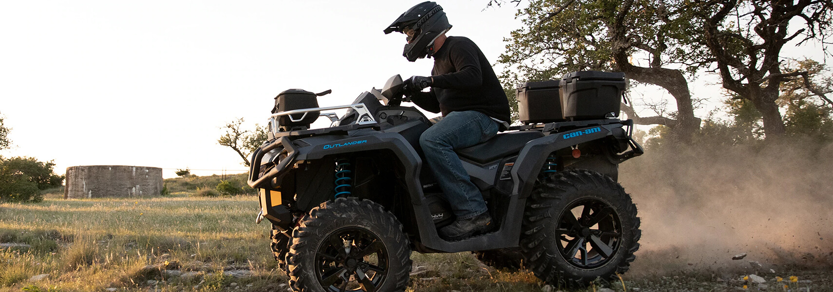 Can-Am ATV - 2021 OUTLANDER MAX XT 650 T