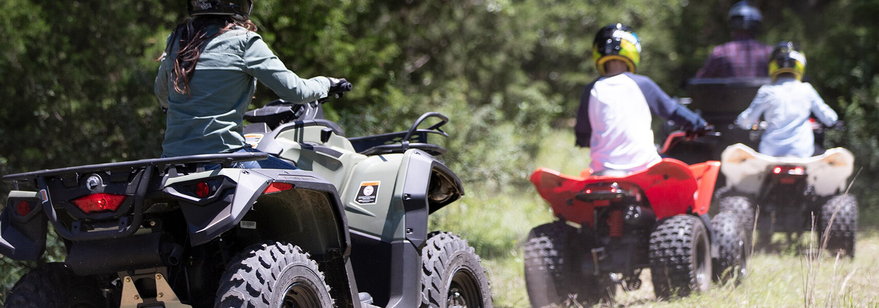 Can-Am ATV - 2021 DS 90 X
