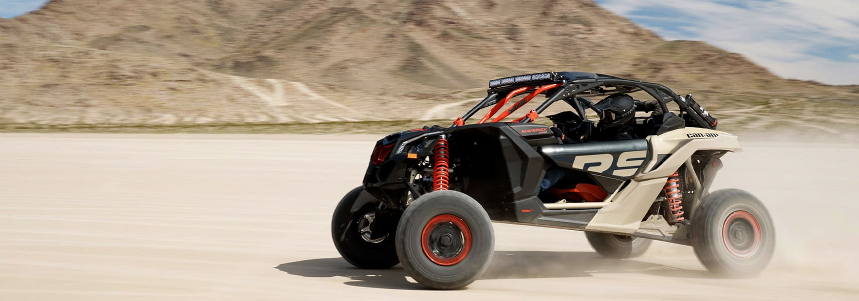 Can-Am SSV - 2021 MAVERICK X RS TURBO RR WITH SMART-SHOX